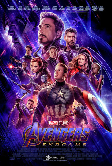 review avengers endgame